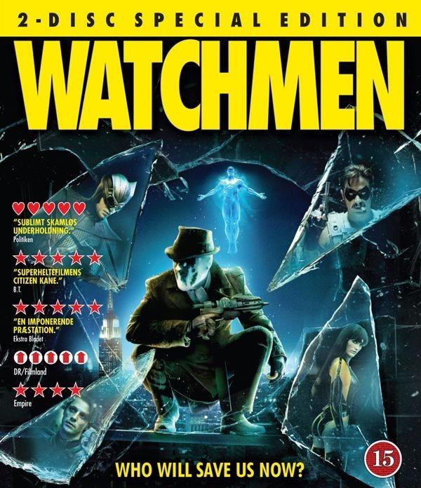 Køb Watchmen [2-disc Speciael Edition]